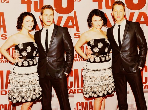 Josh and Ginnifer