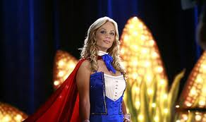 Smallville wallpaper probably with a surcoat and a kirtle entitled Kara
