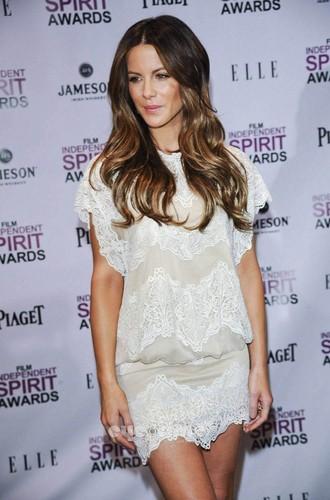 Kate Beckinsale: Spirit Award Nominations in Hollywood, Nov 29