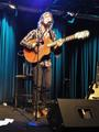 Keith's solo 演出, gig at AETN in Arkansas
