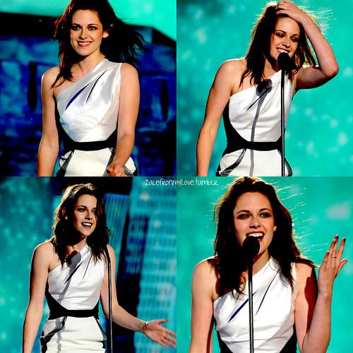 Kristen Stewart: Scream Awards 2010