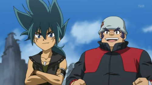 Kyoya and Benkei