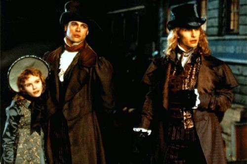Interview With The Vampire wallpaper called Lestat ♥ Claudia ♥ Louis