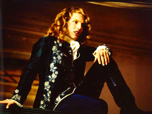 Interview With The Vampire wallpaper probably with a business suit, a well dressed person, and a concert called Lestat ♥