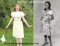 Liesl's Playclothes Dress - the-sound-of-music photo