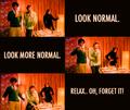 Look Normal