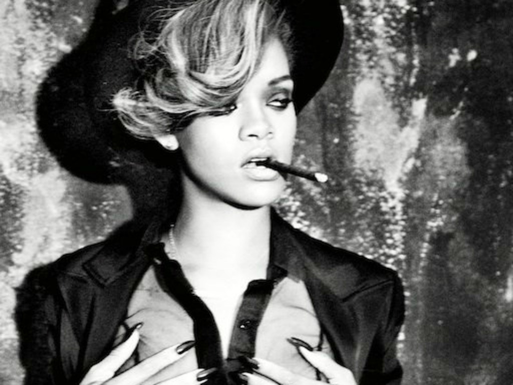 Rihanna Lovely Rihanna Wallpaper