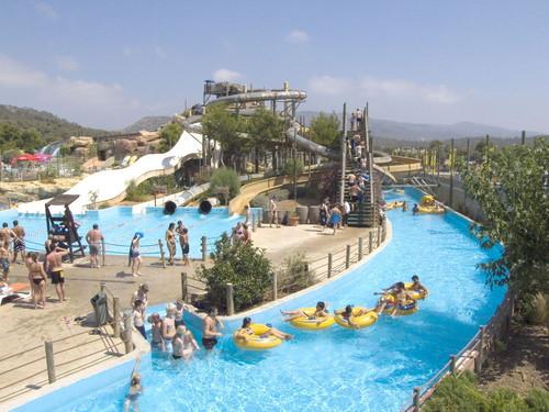 Mallorca's Aqualand