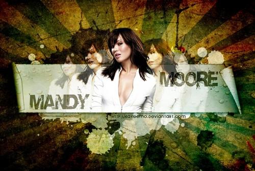 MandyMoore!