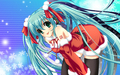Merry Christmas! - vocaloids wallpaper