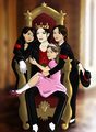 Michael, Prince, Paris, Blanket