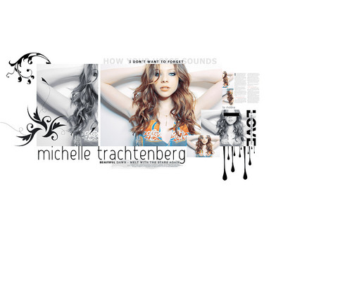 MichelleTrachtenberg!