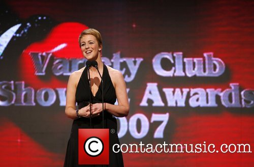 "Miranda @ 2007 ""Variety Club Showbiz Awards"" - England"