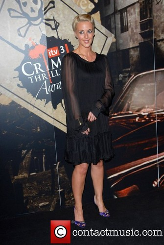 "Miranda @ 2008 ""ITV3 Crime Thriller Awards"" - England"
