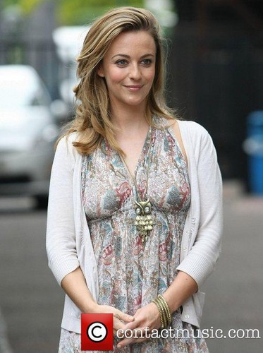 Miranda @ ITV Studios - England