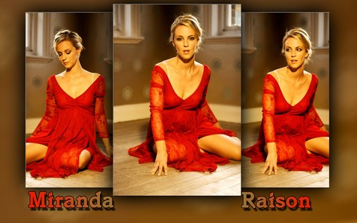 Miranda Raison ~ Wallpapers.