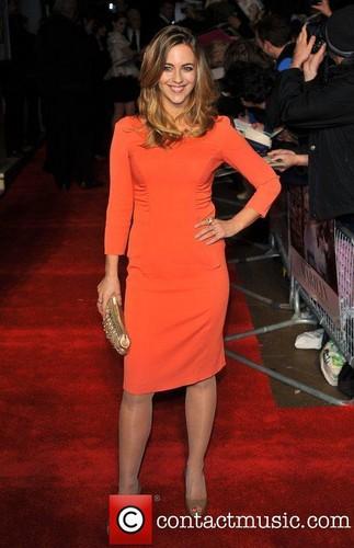 """Miranda @ UK's premiere of """"My Week with Marilyn"""""""