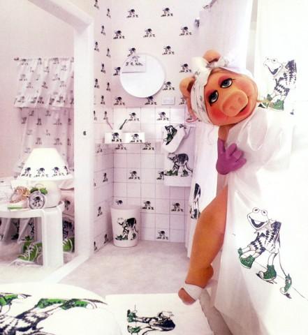Miss Piggy Calendar 1983