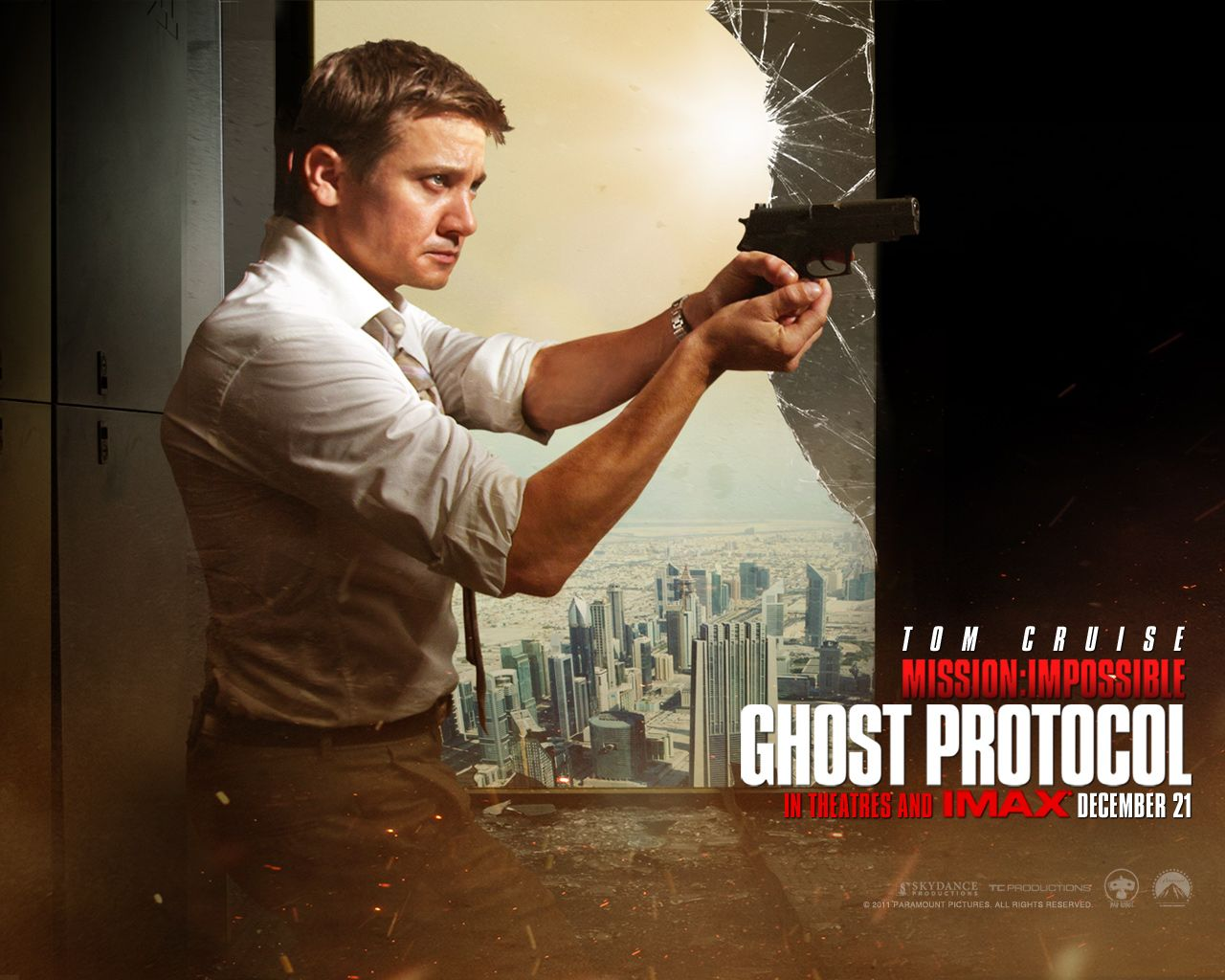 Upcoming movies mission impossible ghost protocol 2011