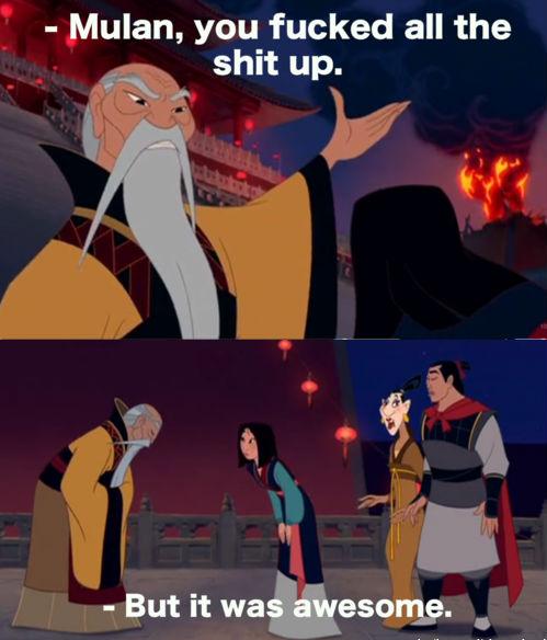 Mulan LOL