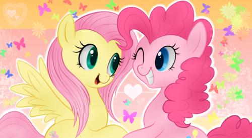 My 最喜爱的 Ponies