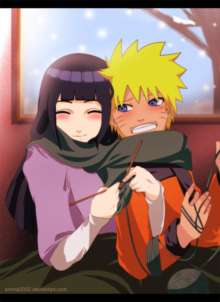 Gambar Naruto Dan Hinata Romantis