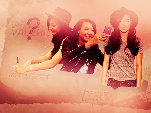 NayaRivera! - naya-rivera Wallpaper