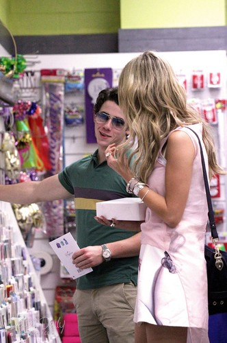 Nick Jonas and Delta New 2011