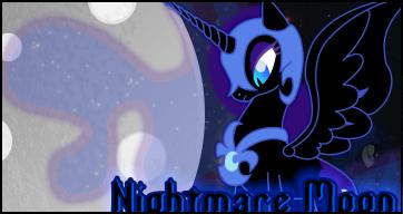 Nightmare Moon signature