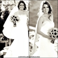 Nikki Reed Wedding Pic
