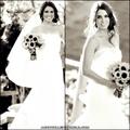 Nikki Reed Wedding Pic