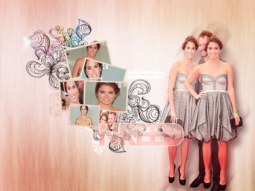 Nikki Reed wallpaper called NikkiReed!