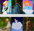 Once Upon A Time Characters + Disney Counterparts