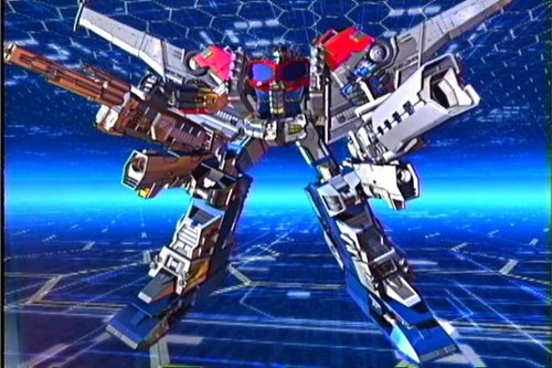 transformers Cybertron fondo de pantalla entitled Optimus prime: super mode