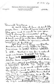 Original letters to B. Glenn