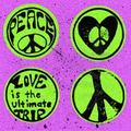 Peace and Love - peace-and-love-revolution-club screencap