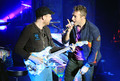 Perform during a concert in Oslo [November 23, 2011] - coldplay photo