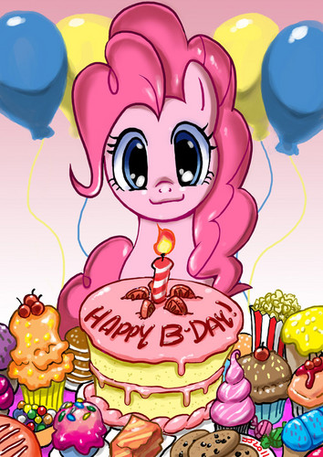 Pinkie pie - pinkie-pie Fan Art