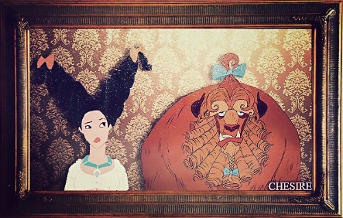 Pocahontas/Beast - disney-princess Photo