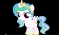 Princess Celestia Filly