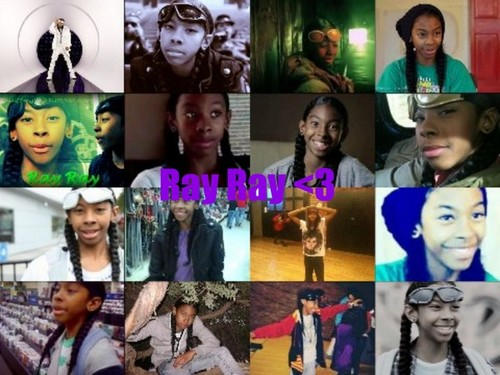 ray ray COLLAGE