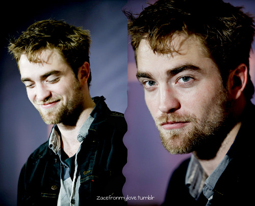 Robert Pattinson: Brussels HQ portraits