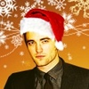 Robert Pattinson photo with a business suit and a suit titled Santa Rob