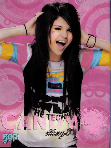 Selena gomez old pic
