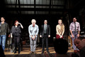 Seminar Broadaway Opening night-Arrivals & Curtain Call - alan-rickman photo