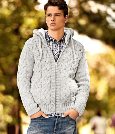 Simon Nessman for H&M Autumn Meets Winter