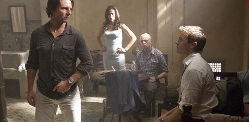 Simon in Mission Impossible Ghost Protocol