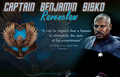Sisko - Ravenclaw - star-trek-deep-space-nine fan art