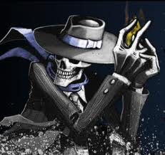 Skulduggery Pleasant fond d'écran called Skul