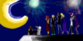 Soul EAter, OC Party: Fireworks